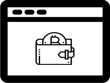 Web Bitcoin Wallet