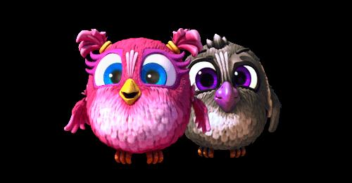 CryptoWild Birds