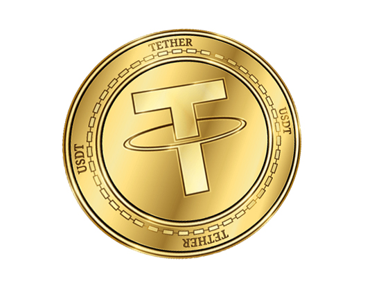 Tether Casino Chip