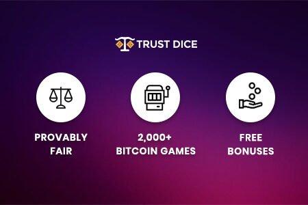 TrustDice Gaming Platform