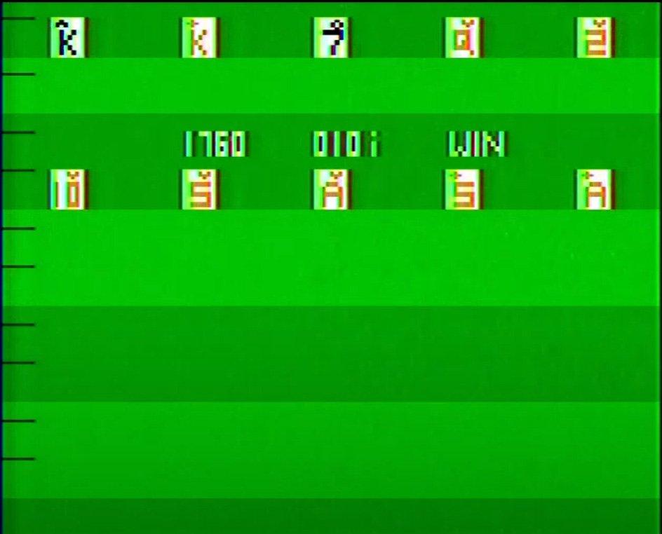 Atari 2600 Poker